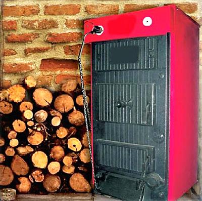 Кочегарка в частном доме своими руками на дровах