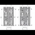 "Насосная группа Майбес (Meibes) FL-UK, Ду40 (1 1/2"") без насоса"